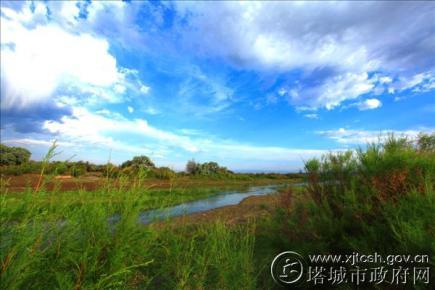库鲁斯台草原