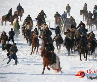 冬日旅游引游客