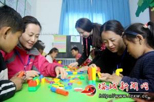 农村双语幼儿园欢乐多