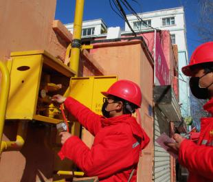 裕民县:保障供气安全
