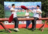 欢乐节日 幸福笑脸——国家非物质文化遗产项目塔塔尔族撒班节欢庆活动掠影